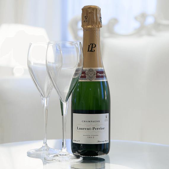 Laurent Perrier Demi-bouteille de Champagne Brut 37.5 cl