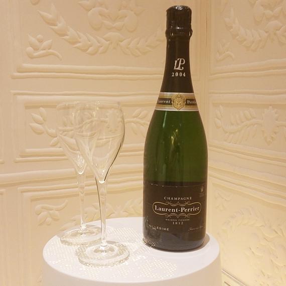 Laurent Perrier Bouteille de Champagne Millésimé 2004 Brut 75cl