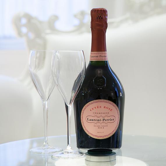 Laurent Perrier Bouteille de Champagne Rosé 75cl