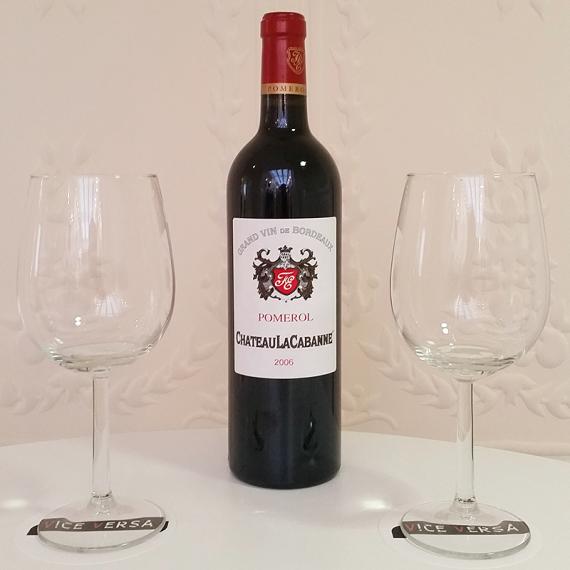 Vin rouge - Pomerol 2006 - La Cabanne 75cl